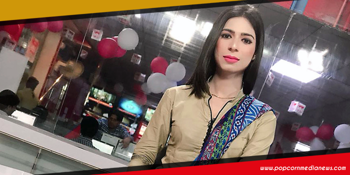 Pakistan's First Transgender TV Anchor Marvia Malik