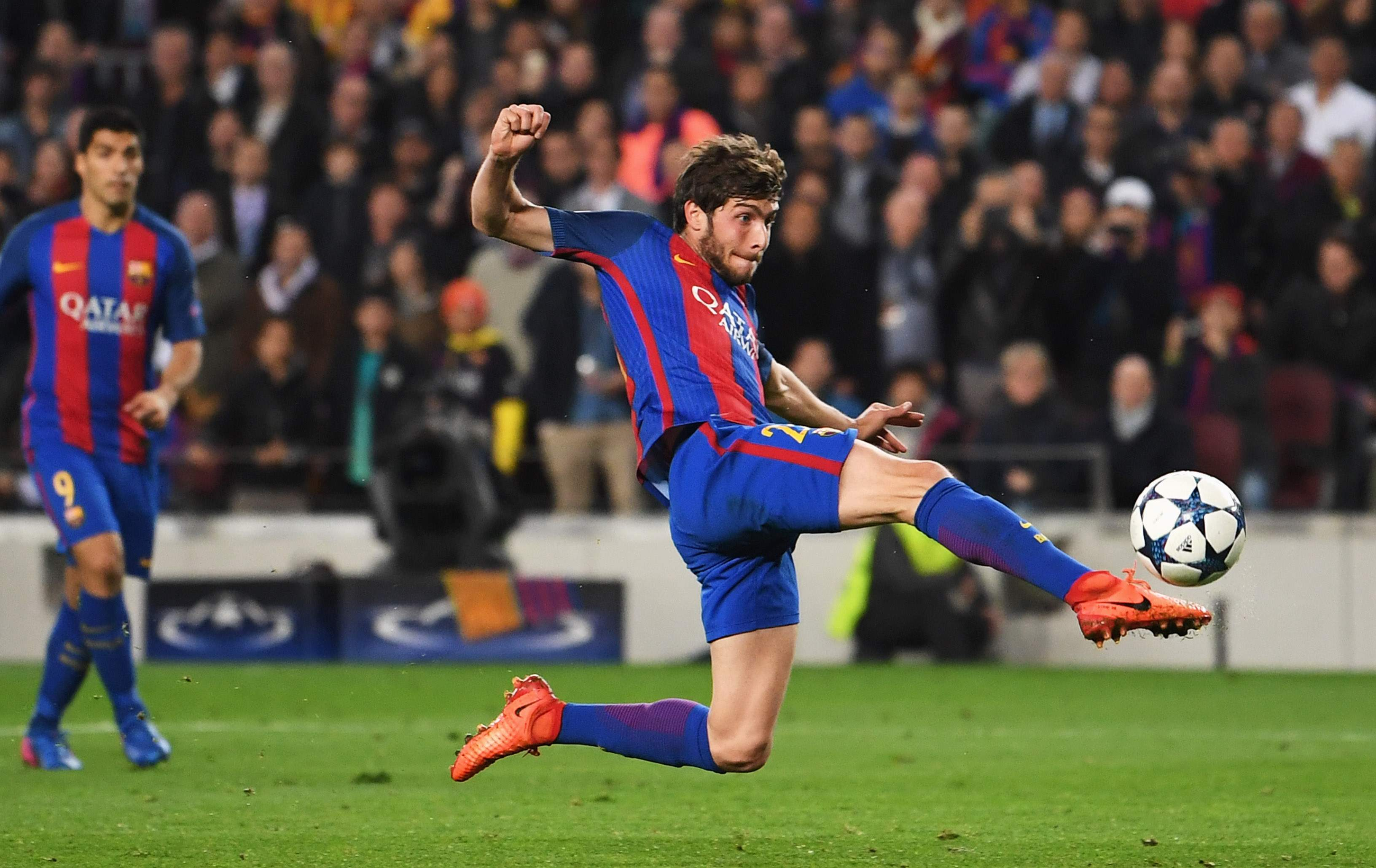Sergi Roberto – The Bandwagon Everyone Is Jumping On