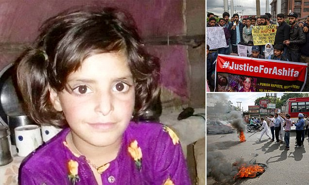 Another Child Rape Victim Demands Justice from this Cruel World