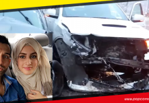 Sham Idrees's accident