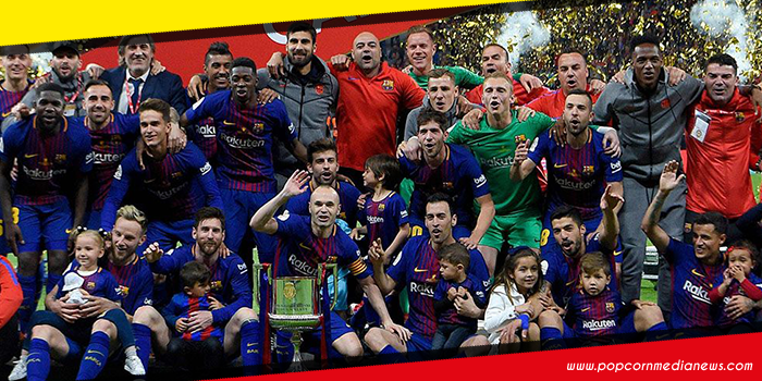 FC Barcelona Claim an Emotional Copa del Rey Title as they Crush Sevilla