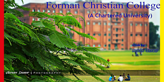 Forman Christian College lahore fires cs department head