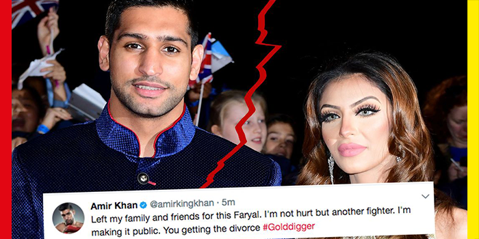 Boxer Amir Khan has been Accused of Cheating, AGAIN!