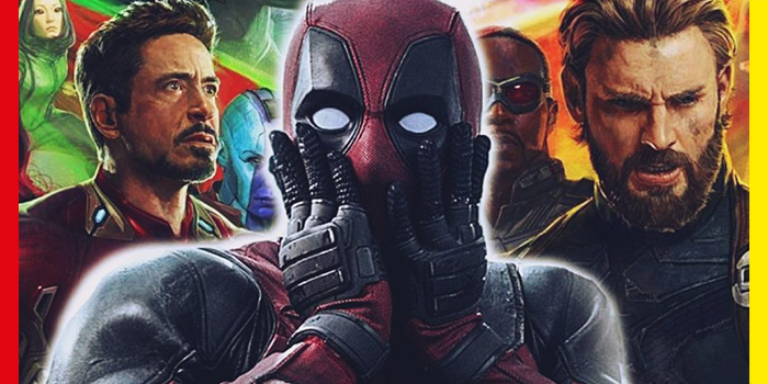 Deadpool 2 Pushes Avengers: Infinity War Down from the Box Office Top Spot