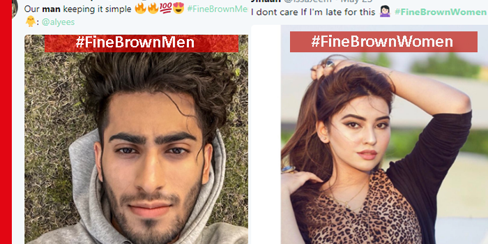 You're Gonna Wanna See this #FineBrownMen and #FineBrownWomen Twitter Trends
