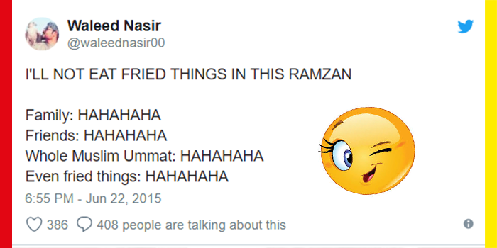 These Funny Tweets And Memes About Ramzan Will Make Your Fast A Little Easier