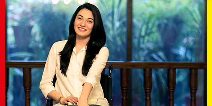 Muniba Mazari Rises Above all Expectations and that too On Her Feet!