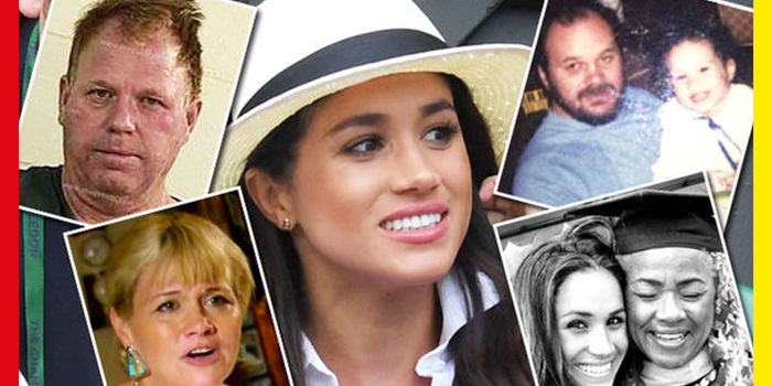 Here's All The Details Of Family Drama Surrounding The Royal Wedding