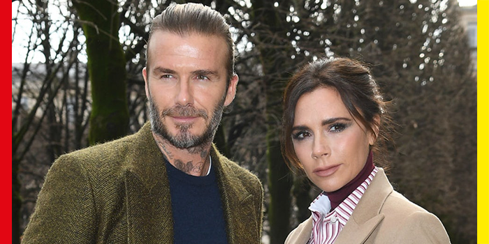 David Beckham Allegedly Cheats On Victoria With Daughter's Teacher