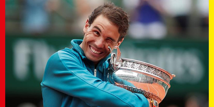 Rafael Nadal Just Made History Winning the 11th French Open Title