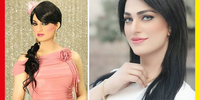Rimal Ali the First Pakistani Transgender Item Girl Makes Her Debut in 7 Din Muhabbat In