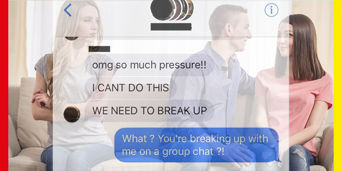 This Instagram Account Has The Funniest And Most Awkward Texts From Your Ex