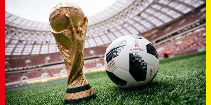 Official World Cup 2018 Football