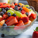 fruit chat recipes