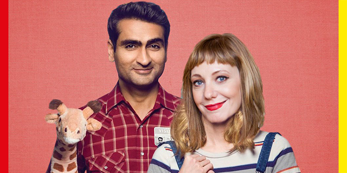 Kumail Nanjiani and Emily V. Gordon Are Up to Something New and Exciting