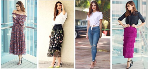 Maya Ali's Sizzling Looks Styled by Ania Fawad are Jaw Dropping-ly Beautiful!