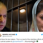 celebrity reaction to Nawaz Sharif's arrest