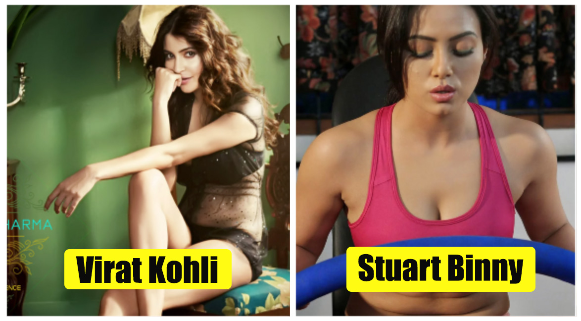 Indian Cricket Stars that Have the Hottest Wives.
