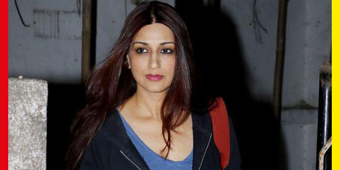 Sonali Bendre Has Been Diagnosed With 'High Grade' Cancer