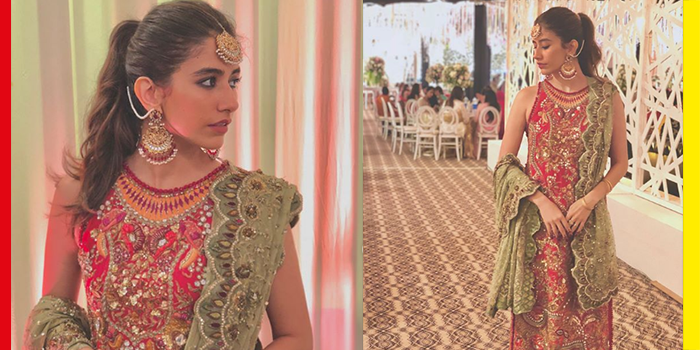 Some of the Hottest Looks From Syra Shahroz that are Fashion Goals for Everyone
